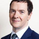 Gidiot Osborne looking smarmy