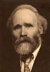 Jame Keir Hardie photographed in 1905