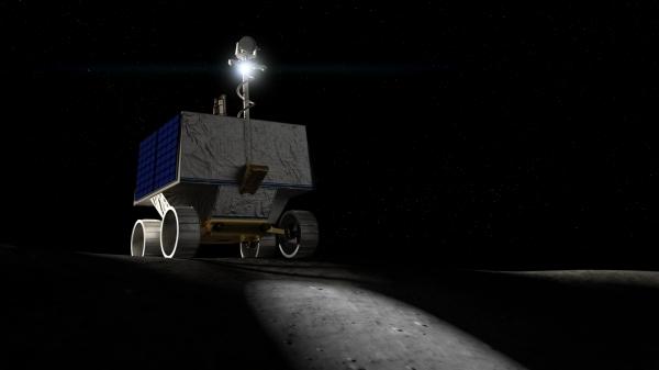 Viper Lunar rover