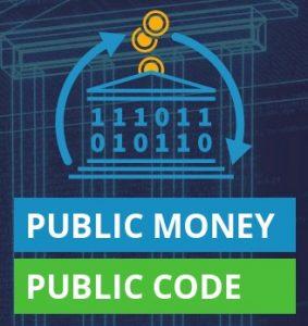 Public Money Public Code logo